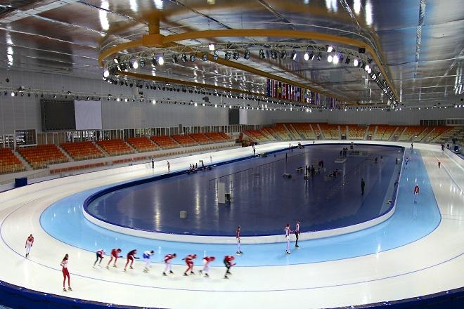 Двое конькобежцев изОмска выиграли три медали всероссийских состязаний