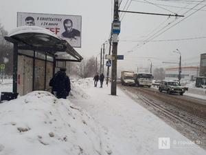 Почти 240 снегоуборочных машин расчищают Нижний Новгород